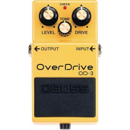 BOSS OD-3 OverDrive 效果器