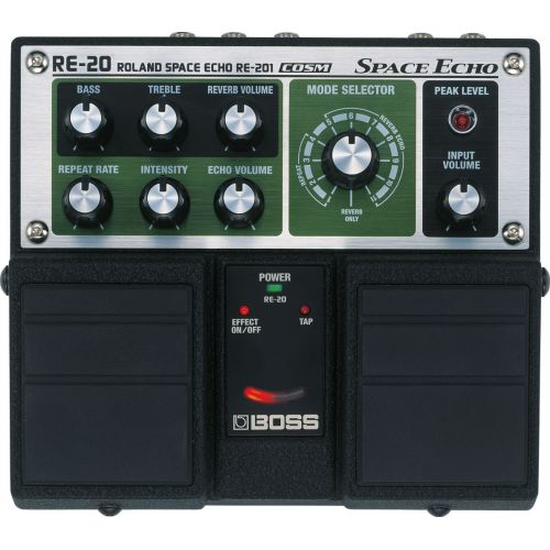 BOSS RE-20 Space Echo 效果器