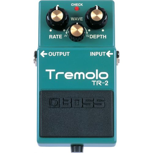 BOSS TR-2 經典顫音效果器 Tremolo