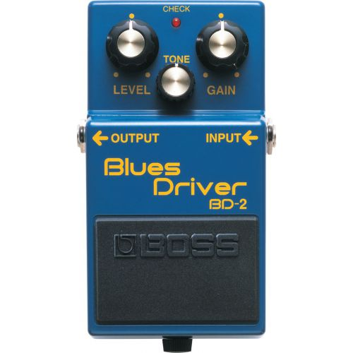 BOSS BD-2 Blues Driver 效果器