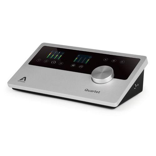 Apogee QUARTET 錄音介面|iOS(iPhone / iPad / Mac等)適用