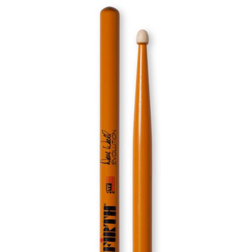 Vic Firth 簽名鼓棒 Dave Wackl Evolution (SDW2)
