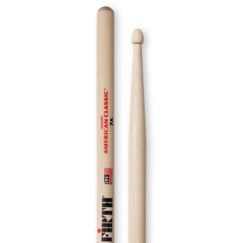 Vic Firth 7A 胡桃木鼓棒