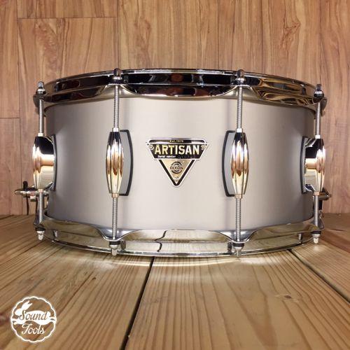 Dixon Artisan Custom 小鼓 / 6.5x14 金屬系列|不鏽鋼1.2mm