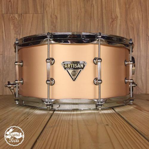Dixon Artisan Custom 小鼓 / 6.5x14 金屬系列|磷青銅1.2mm