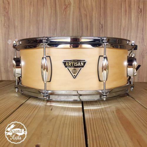 Dixon Artisan Custom 小鼓 / 5.5x14 原木系列|楓木(7層)