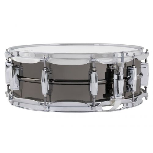 Ludwig Supraphonic Black Beauty 小鼓 5x14 鍍鎳銅 LB416