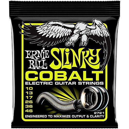 Ernie Ball Cobalt 10-46 電吉他弦 / 鈷弦