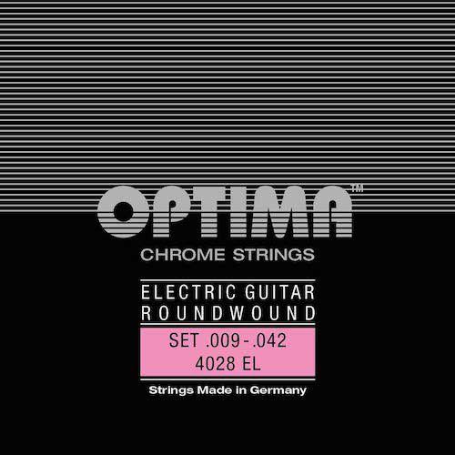 Optima Chrome 電吉他弦 09-42 (4028EL)