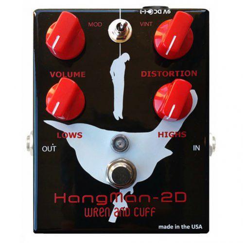 Wren & Cuff|Hangman-2d 紅色限量版