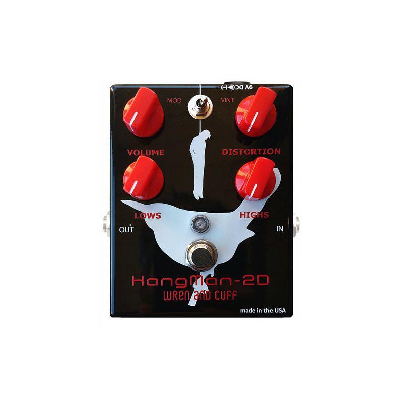 Wren & Cuff|Hangman-2d 紅色特別版