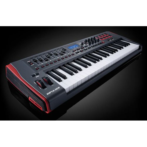 Novation Impulse 61鍵主控鍵盤