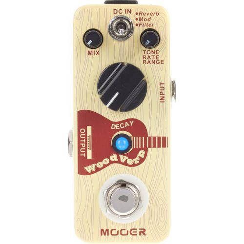 MOOER Woodverb