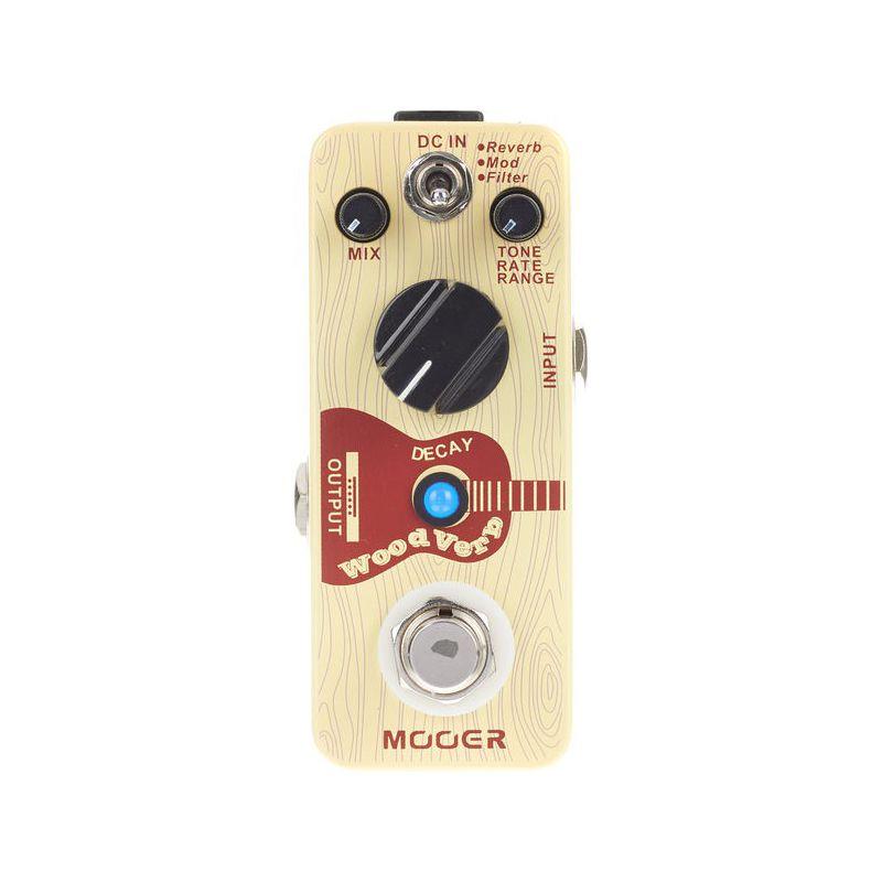 MOOER Woodverd 木吉他Reverb