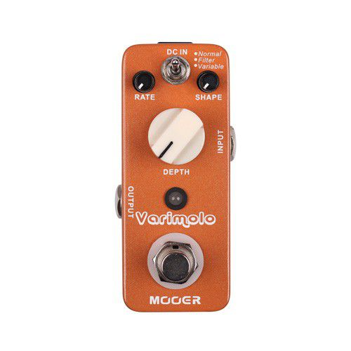 MOOER Varimolo Digital Tremolo 數位顫音效果器