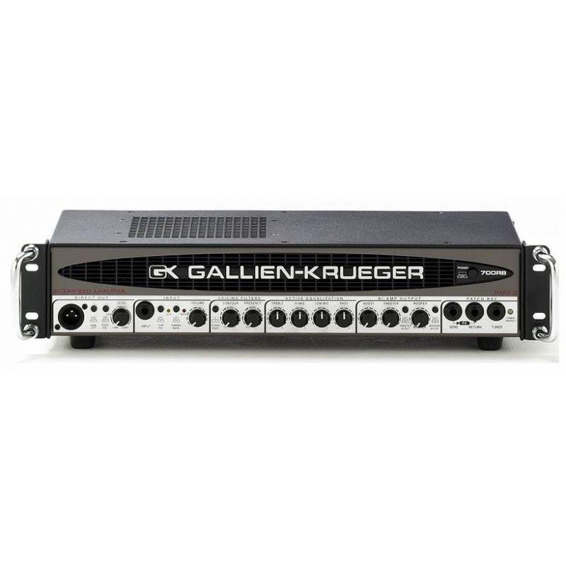 Gallien-Krueger RB系列 700RB-II Bass Head