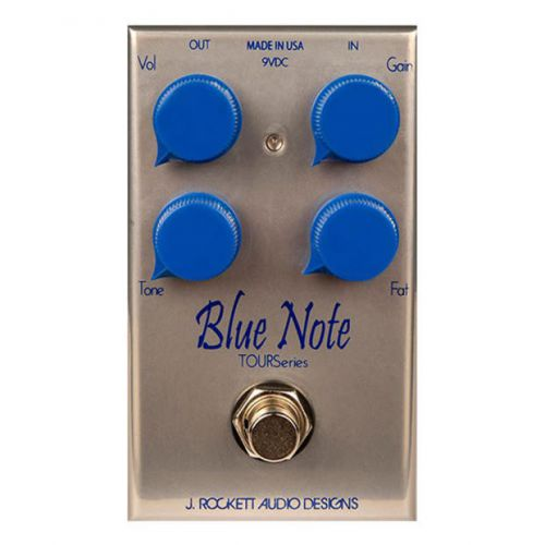 J. Rockett Audio Designs Blue Note Overdrive