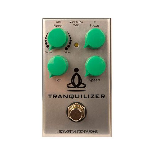J. Rockett Audio Designs Tranquilizer Phase/Vibe效果器