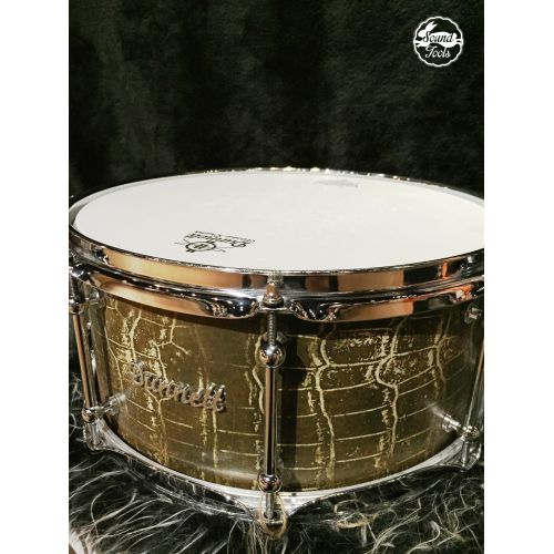 Dunnett Trussart 4 Paisley Center BS 6.5x14