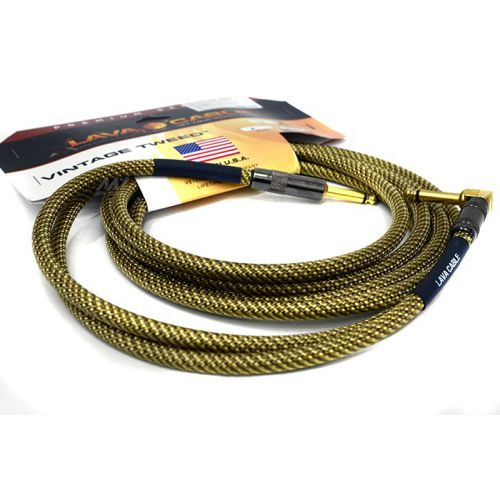 Lava Cable Vintage Tweed -10FT