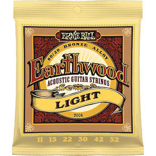 Ernie Ball Earthwood 80/20 Bronze AG11-52