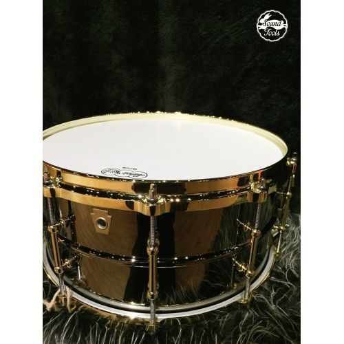 Ludwig LB417BT Black Beauty 6.5x14