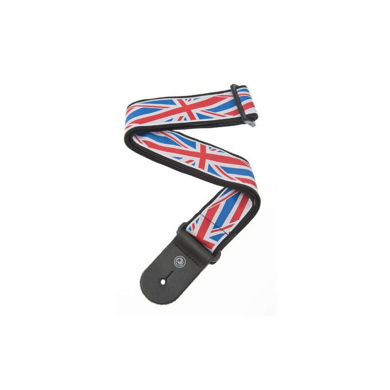 Planet Waves 50mm Union Jack 50A11
