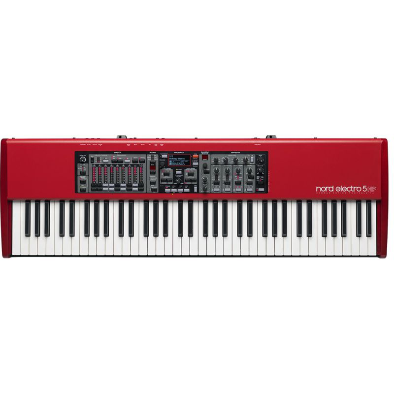 Nord Electro 5D 73 鍵盤合成器