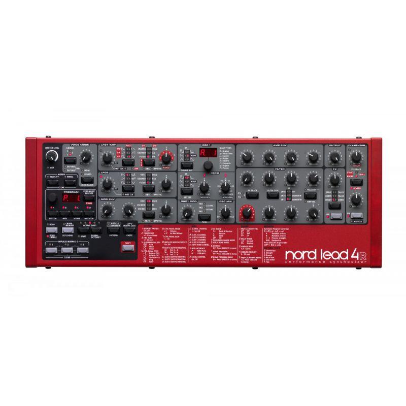 Nord Lead 4R 模擬類比合成器音源