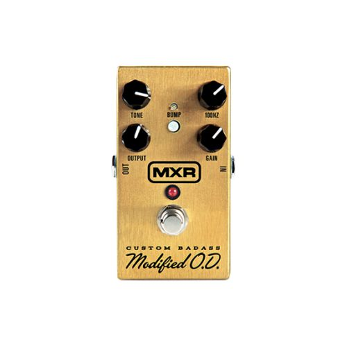 Dunlop MXR 破音效果器 Custom Badass Modified O.D. M77