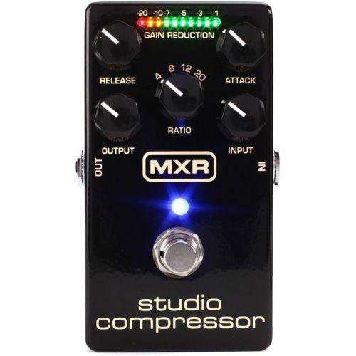 Dunlop Compressor效果器 MXR Studio Compressor M76