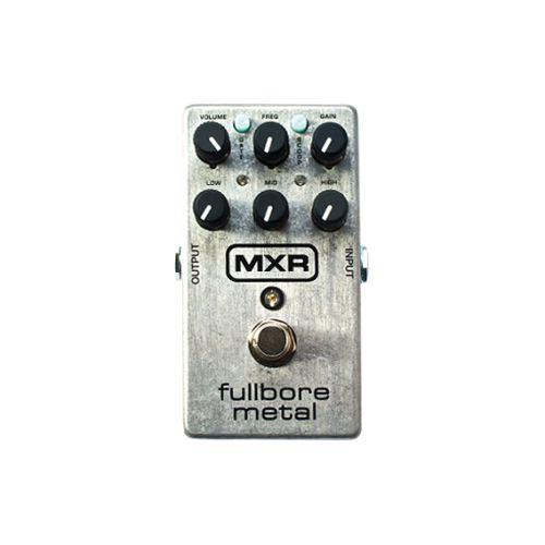 Dunlop MXR 破音效果器 Fullbore Metal M116