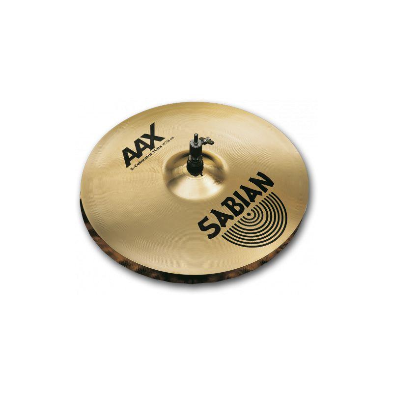 """Sabian 14"""" AAX X-Celerator Hats"""