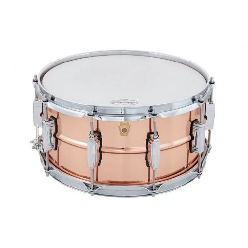 Ludwig Copper Phonic 小鼓 6.5x14 紅銅 LC662