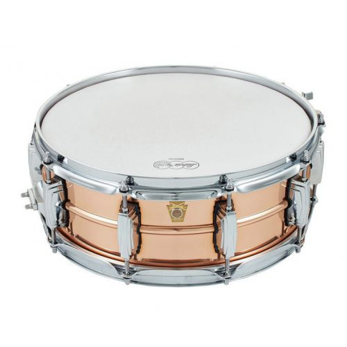 Ludwig Copper Phonic 小鼓 5x14 紅銅 LC660