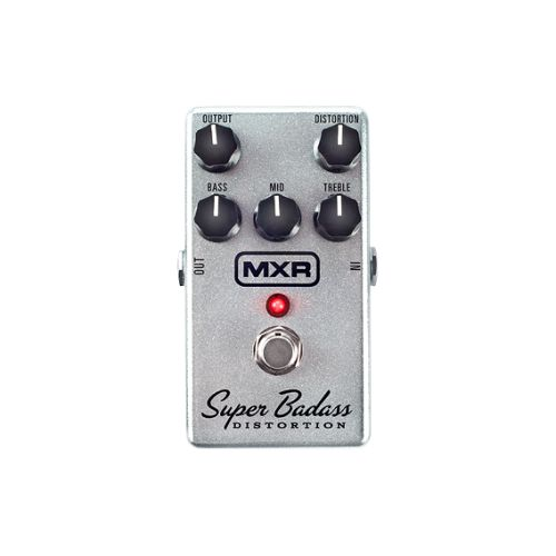 Dunlop MXR 破音效果器 Super Badass Distortion M75