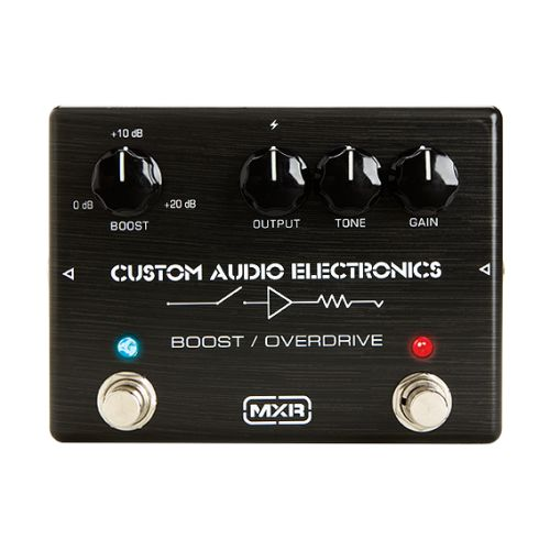 Dunlop MXR 破音效果器 Boost / Overdrive MC402