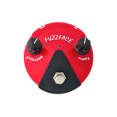 Dunlop Fuzz效果器 Fuzz Face Mini Germanium Distortion FFM2