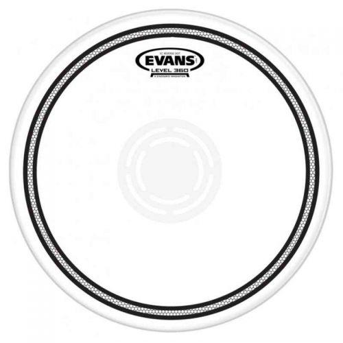 "Evans 14"" G12 小鼓打擊面鼓皮 單層 白色噴霧 (B14G12)"