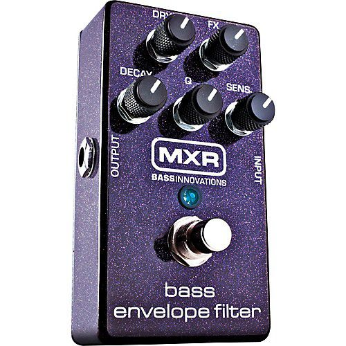 Dunlop MXR 貝斯Envelope Filter效果器 Bass Envelope Filter (M82)