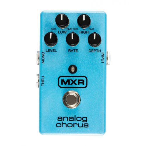 Dunlop MXR Chorus效果器 Analog Chorus (M234)