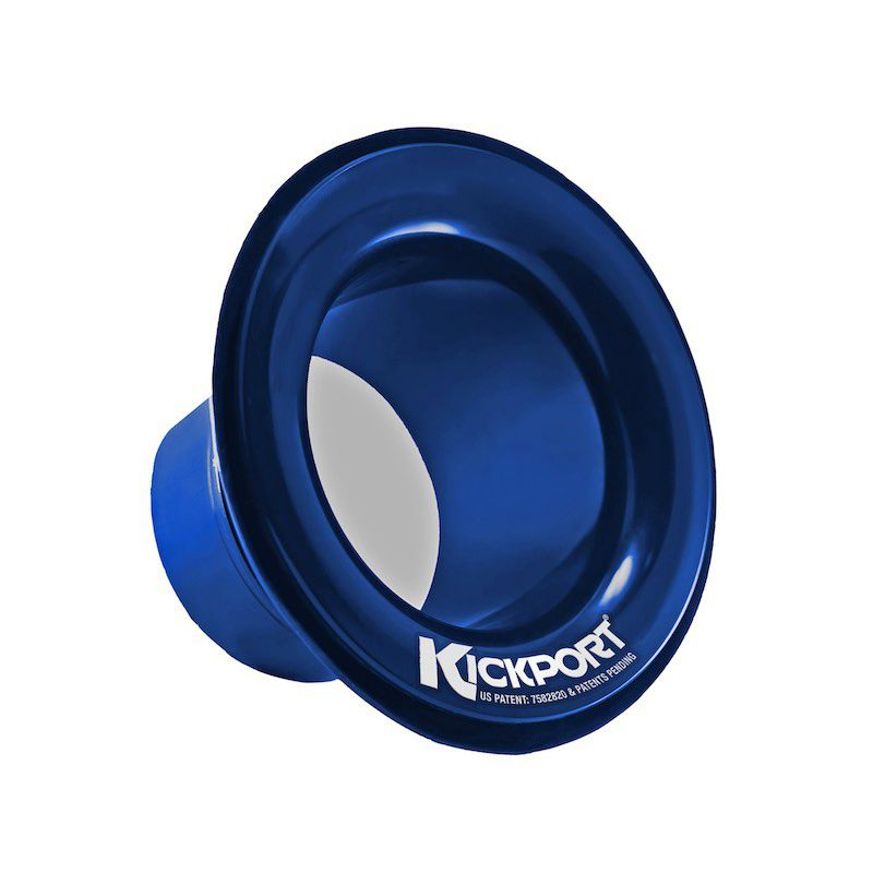 KickPort KickPort 大鼓延/增音筒 藍色