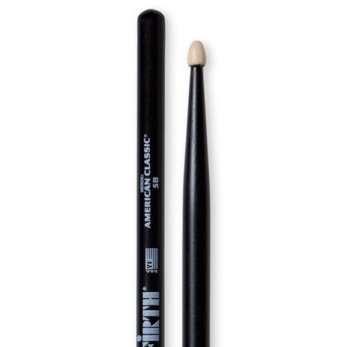 Vic Firth American Classic® 5B Black (5BB)