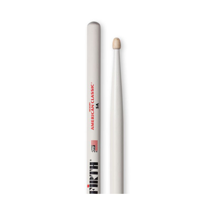 Vic Firth American Classic® 5A White (5AW)