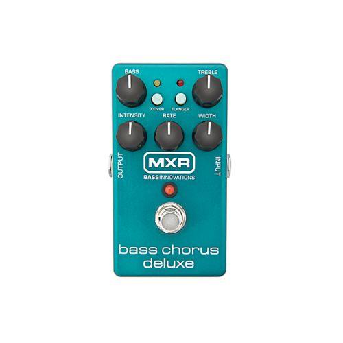 Dunlop 貝斯Chorus效果器 Bass Chorus Deluxe M83