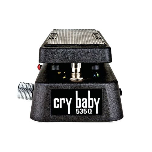 Dunlop 哇哇效果器 Cry Baby Multi-Wah 535Q / 黑色