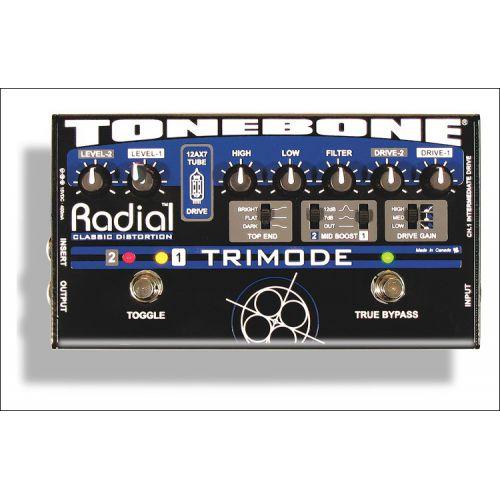 Radial Tonebone Trimode Distortion Pedal 破音效果器