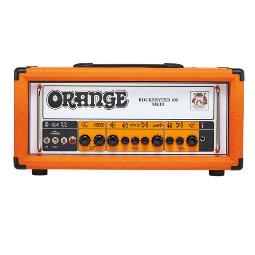 Orange Rockerverb 100 MKIII / High-Gain 真空管音箱頭 / 全新第三代