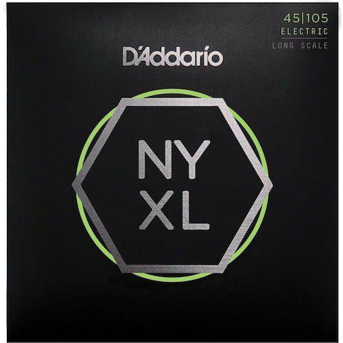D'Addario NYXL 45-105 電貝斯弦