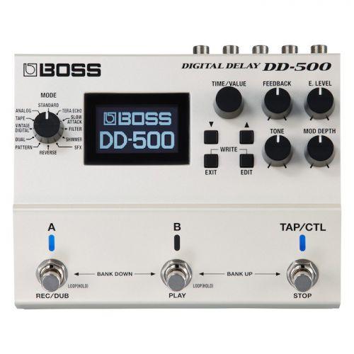 BOSS DD500 Digital Delay 效果器